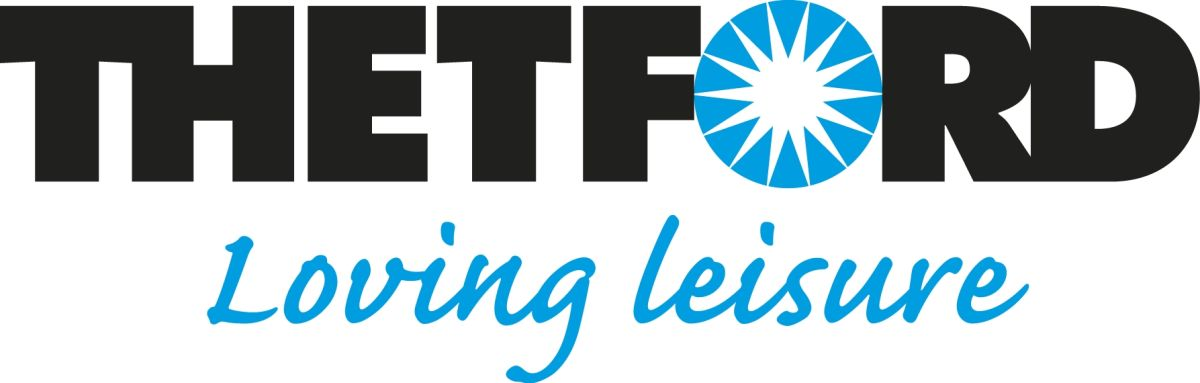 Thetford Logo Loving Leisure